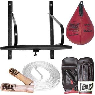 Everlast Complete Speed Bag Set